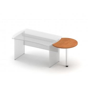 Окончание стола B.SO-76 (опора универсальная (хром)