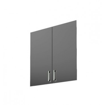 Комплект дверей средних стеклянных НТ-601.2СТЛ