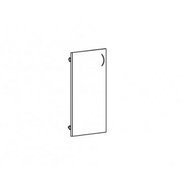 Дверь ЛДСП В-861 к узкому шкафу