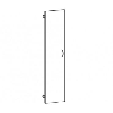 Дверь ЛДСП В-865 к узкому шкафу