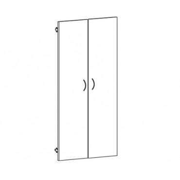 Дверь ЛДСП В-866 к широкому шкафу