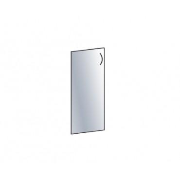 Дверь стеклянная В-867 к узкому шкафу