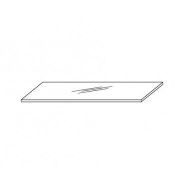 Вкладыш стеклянный К-930 модуля стола k-966