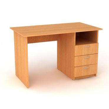 Стол однотумбовый СО6-12 1200х600