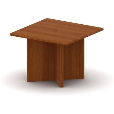 Стол переговорный ДР-СТГ100х100-В1 Миланский орех светлый