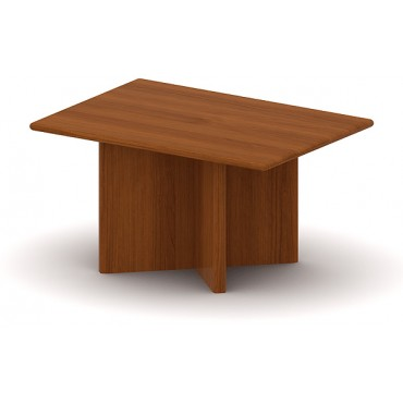 Стол переговорный ДР-СТГ140х100-В1 Миланский орех светлый