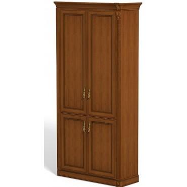 Шкаф-секция книжный МР-ШКЖС220х101ПД-В1