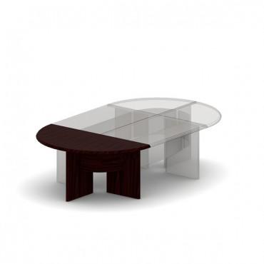 Секция модульного стола ПР-СЕСМ83х166/Д-В1