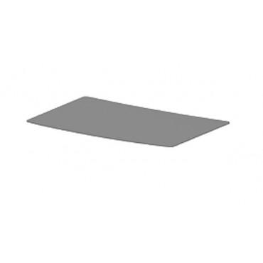 Бювар АСС-БВ60х40-В1-115 Черный