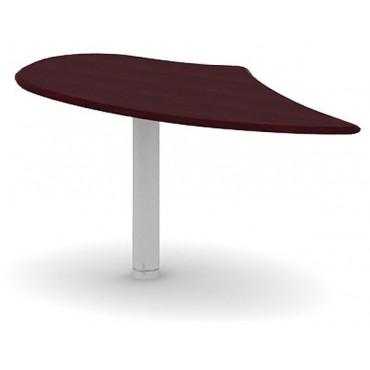 Приставка с торца стола ПР-ПР150х76П/МК