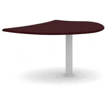 Приставка с торца стола ПР-ПР150х76Л/МК