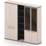 Шкаф 3-хсекционный СЕ-Ш3С220х225К2ДС/Г-В1