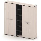 Шкаф-гардероб 3-хсекционный СЕ-ШГ3С220х225В1Г1Д/Г-В1