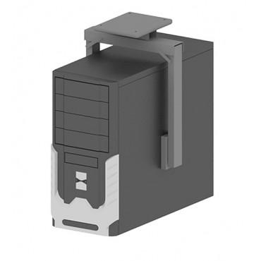 Подвесной держатель системного блока Серый АСС-ДП-В1-07