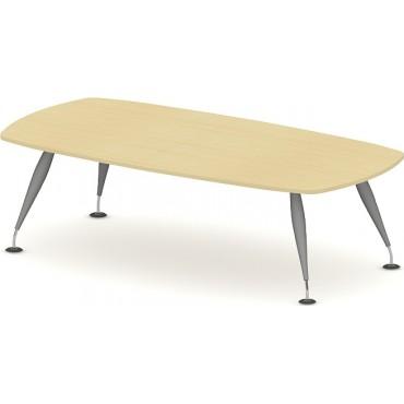 Стол для переговоров ССМ-СТГ240х120/О4-В1