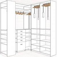 Мебель на заказ по индивидуальным размерам!