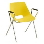 Кресла и стулья из пластика (Италия)