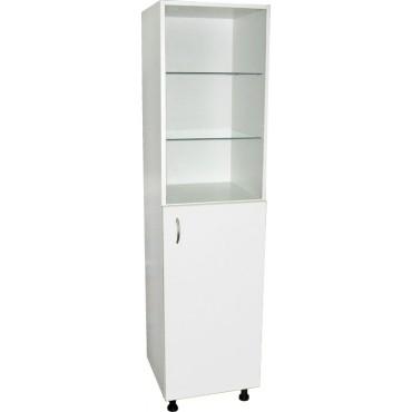 Шкаф медицинский М202-012 (полки из стекла)