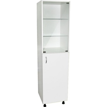 Шкаф медицинский М202-014 (полки из стекла)