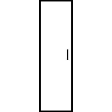Дверь для стеллажей Д-1 (Пр/Л)