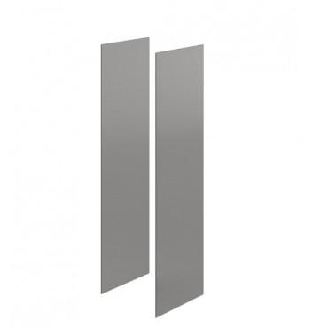 Двери стеклянные (комплект - 2 шт.) ФР-605