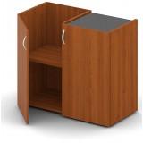 Шкаф для холодильника ЛДР-ШХ73х90-В1
