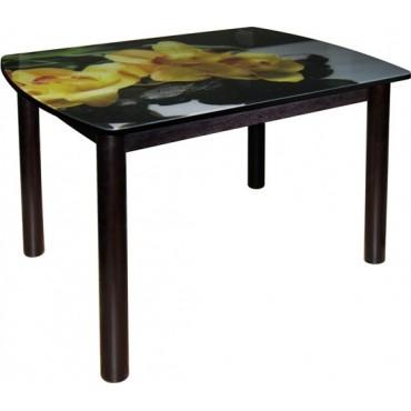 Стеклянный стол М142.76